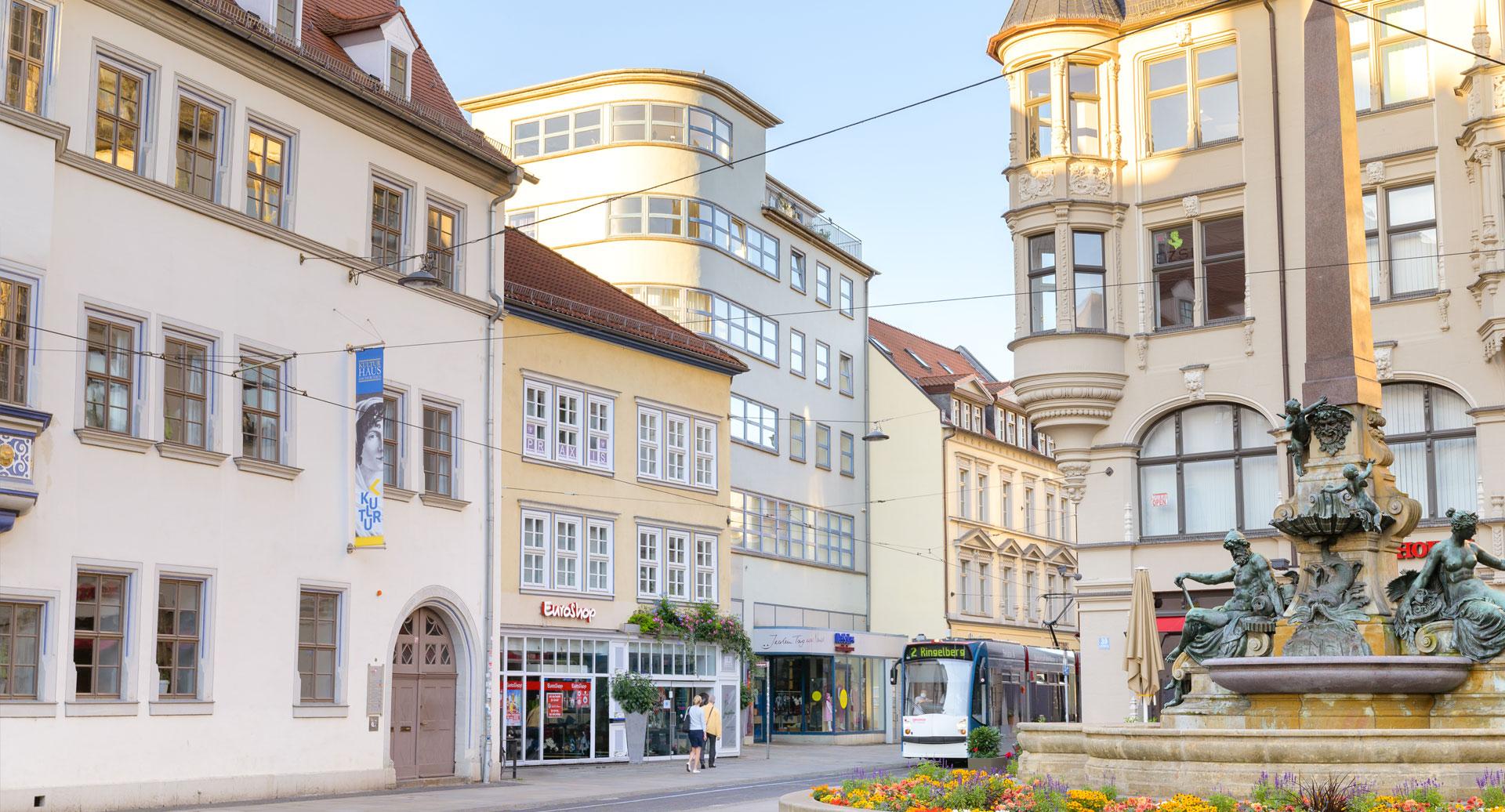Zentrum innere Mitte - Praxis für Kinder- und Jugendpsychologie in Erfurt